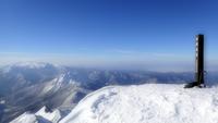 10西穂高岳